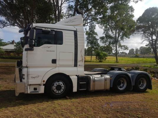 2007 MAN TGA 26.530 Trucks for Sale