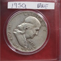Guns, Coins, and Collectibles Online Auction
