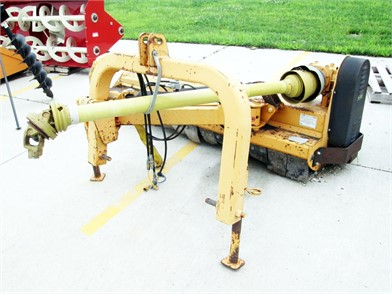 Stalk Choppers/Flail Mowers For Sale By Vetter Equipment - Nevada