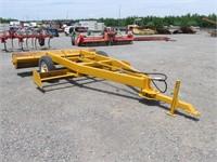 10' Custom Hydraulic Orchard Scraper