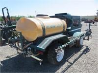 PBM HAV-300 Self Propelled Orchard Sprayer