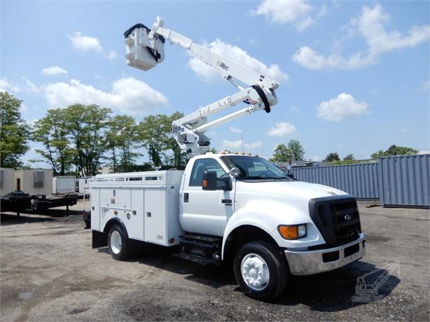 ALTEC AT37G Bucket Trucks / Service Trucks For Sale - 47 Listings