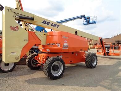 2019 jlg 800aj at machinerytrader com