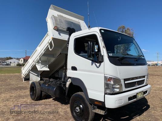 2010 Mitsubishi Canter 4x4 - Trucks for Sale