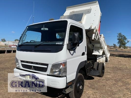 2010 Mitsubishi Canter 4x4 Grand Motor Group - Trucks for Sale