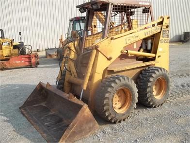 CASE Construction Equipment Online Auction Results - 968