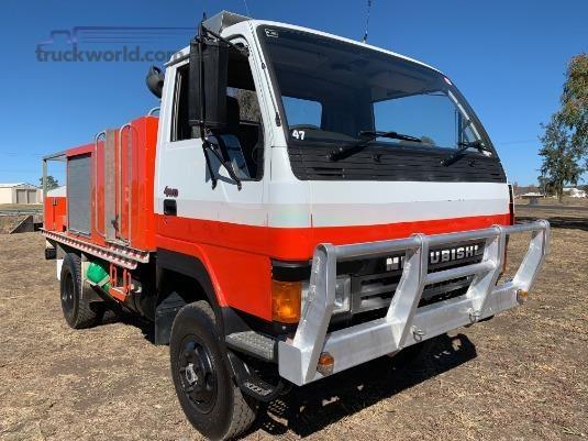 1995 Mitsubishi Canter 4x4 Trucks for Sale