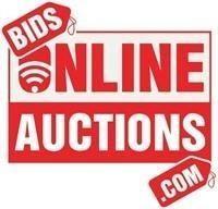 BIDS ONLINE AUCTIONS - ENDS 2pm SUN JUNE 30
