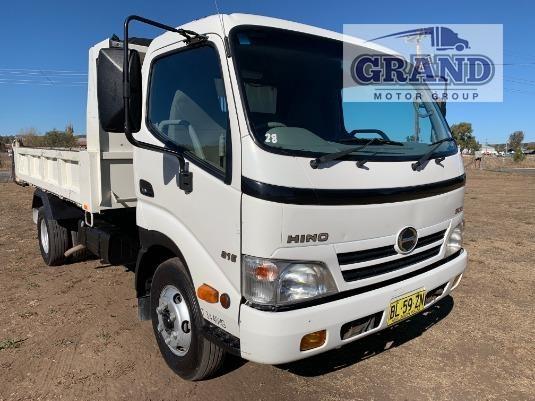 2010 Hino 300 Series 816 Grand Motor Group - Trucks for Sale