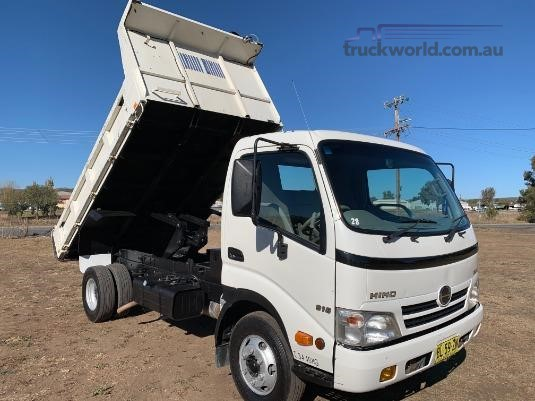 2010 Hino 300 Series 816 Trucks for Sale
