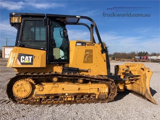 2016 Caterpillar D6K2 XL - Heavy Machinery for Sale