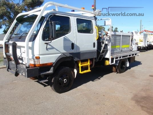 2008 Mitsubishi Canter 3.5 FE649 Trucks for Sale