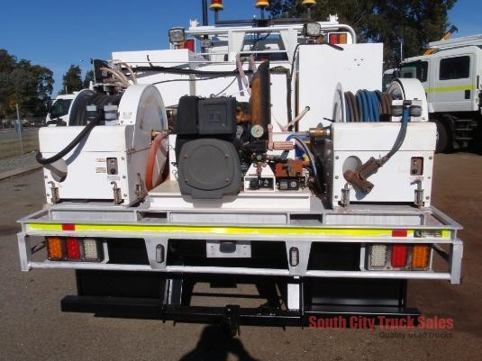 2008 Mitsubishi Canter 3.5 FE649 South City Truck Sales - Trucks for Sale