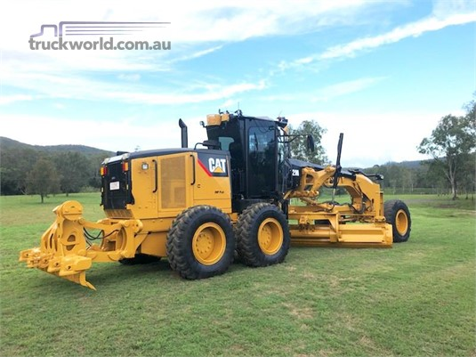 2014 Caterpillar 12M Heavy Machinery for Sale