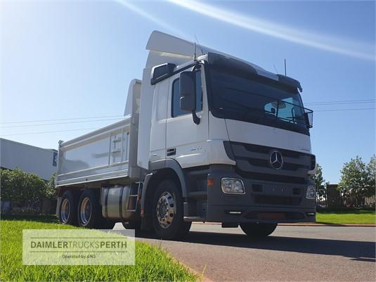 2012 Mercedes Benz Actros 2644 Daimler Trucks Perth - Trucks for Sale