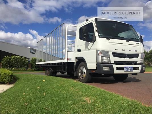 2013 Fuso Canter 615 Daimler Trucks Perth - Trucks for Sale