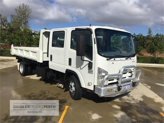 2010 Isuzu NPR 300 Daimler Trucks Perth - Trucks for Sale