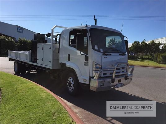 2011 Isuzu FRR 600 Daimler Trucks Perth - Trucks for Sale