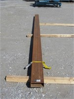 21' Steel Rectangle Tubing-