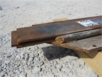 Assorted Steel Flat Bar Stock-