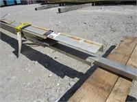 Assorted Aluminum Pieces-