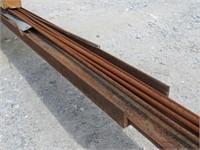 Assorted Steel Pieces-