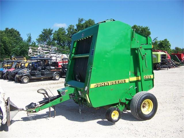 AuctionTime com   JOHN DEERE 566 Online Auctions