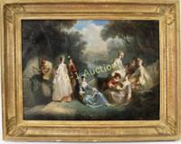 A-1 Fall Antique Estates & Art Auction