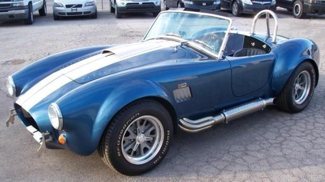 Cobra Kit Car >> Shelby Cobra Kit Car Apple Towing Co