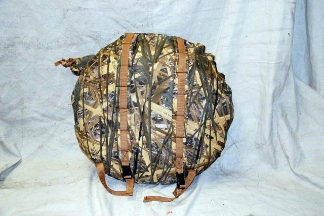 Ameristep Multi-Season Hayhouse Pack- In Blind  | Go2GuysAuction com