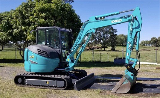 Kobelco SK12 Excavators - Mini - Dealer New Heavy Machinery Sales
