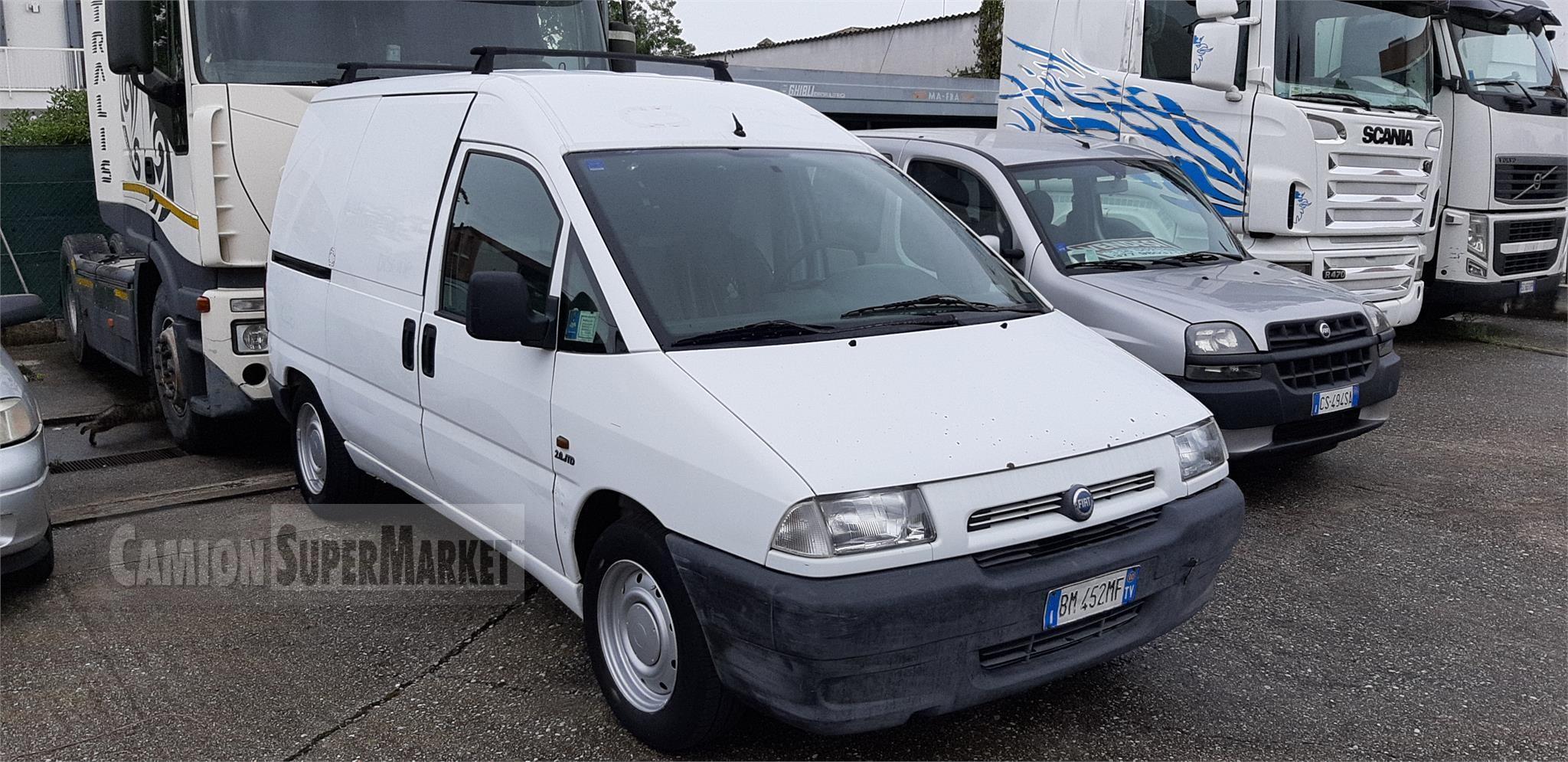 Fiat SCUDO Uzywany 2000