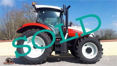 STEYR Tractors For Sale - 20 Listings | TractorHouse com - Page 1 of 1