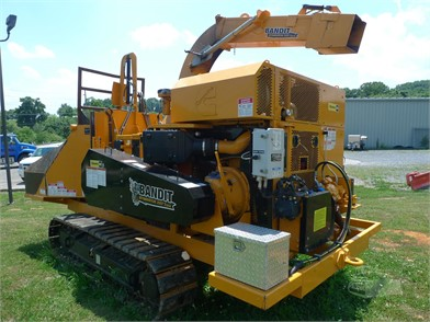 BANDIT Self-Propelled Wood Chippers For Sale - 22 Listings