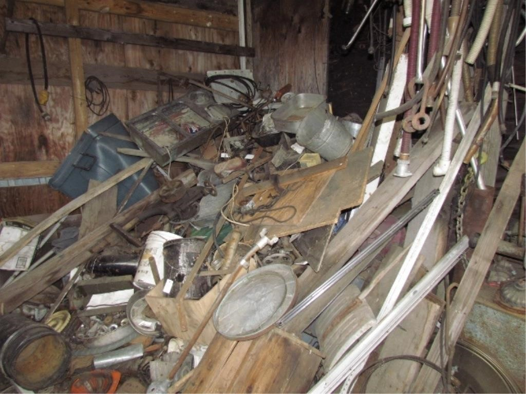 Scrap Metal   United Country Jelliff Auction Group