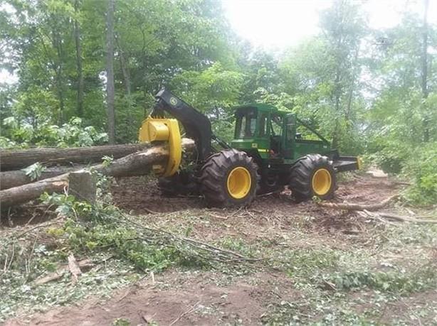 DEERE 648G III Skidders Logging Equipment For Sale - 24 Listings