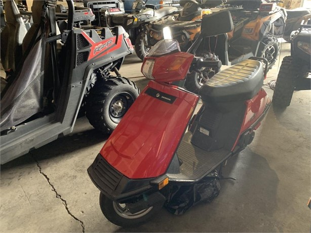Scooter Motorcycles Auction Results - 16 Listings