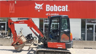 KUBOTA KX033 For Sale - 27 Listings | MarketBook ca - Page 1 of 2