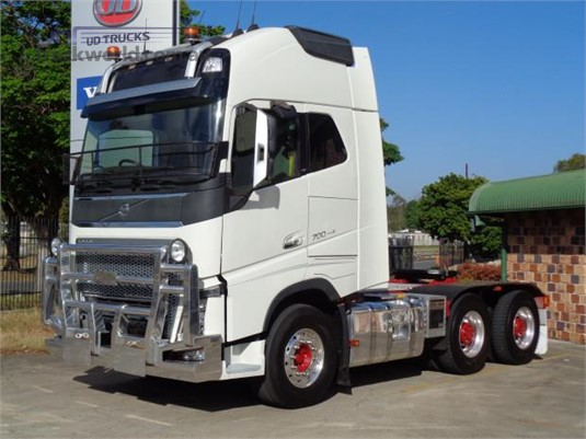 2014 Volvo FH700 - Trucks for Sale