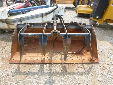 Grapple Bucket B16631 Other Auction Results - 1 Listings
