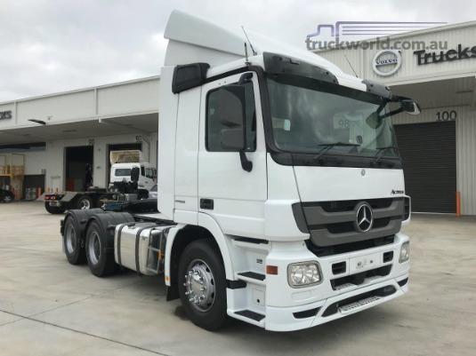 2013 Mercedes Benz Actros 2644 Trucks for Sale