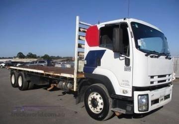 2008 Isuzu FVM 1400 Trucks for Sale