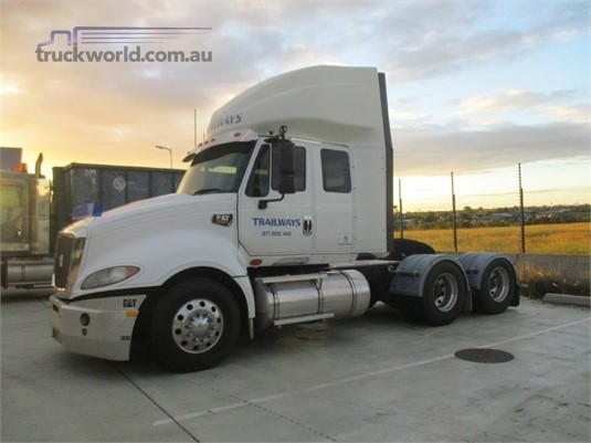 2010 Caterpillar CT630 Rocklea Truck Sales  - Trucks for Sale