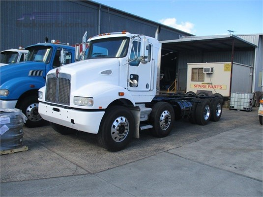 2010 Kenworth T358 Rocklea Truck Sales  - Trucks for Sale