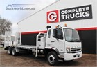 Fuso Fighter 14 6x4|Beaver Tail