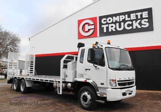 2010 Fuso Fighter 14 Trucks for Sale