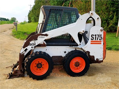 BOBCAT S175 For Sale In Iowa - 3 Listings | MachineryTrader