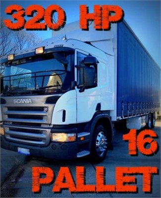 2010 Scania P320 Southern Star Truck Centre Pty Ltd - Trucks for Sale