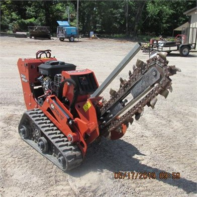 DITCH WITCH C16X Auction Results - 6 Listings