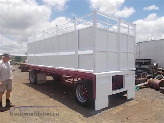 1998 Gte other Western Traders 87 - Trailers for Sale